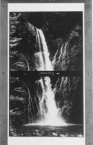 山本糾『「落下する水」より 裏見の滝』